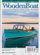 Wooden Boat Magazine Issue AUG 19