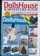 Dolls House & Miniature Scene Magazine Issue NOV 19