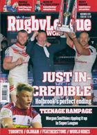 Rugby League World Magazine Issue NOV 19