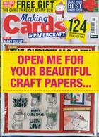 Making Cards Magazine Issue NOV 19