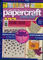 Papercraft Essentials Magazine Issue NO 177