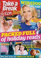 Take A Break Fiction Feast Magazine Issue SEP 19