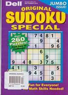 Original Sudoku Magazine Issue SEP 19