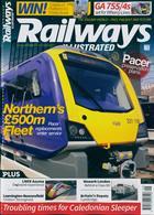 Railways Illustrated Magazine Issue SEP 19