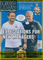 When Saturday Comes Magazine Issue SEP 19