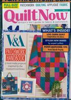 Quilt Now Magazine Issue NO 66