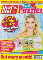 Thats Life We Love Puzzles Magazine Issue NO 2