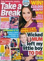 Take A Break Magazine Issue NO 32