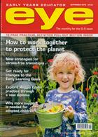 Early Years Educator Magazine Issue SEP 19
