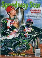 Speedway Star Magazine Issue 03/08/2019