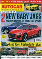 Autocar Magazine Issue 31/07/2019