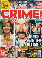 Crime Monthly Magazine Issue NO 5