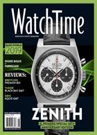 Watchtime Magazine Issue AUG 19