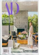 Architectural Digest  Magazine Issue JUL-AUG