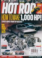 Hot Rod Usa Magazine Issue SEP 19