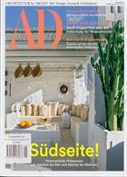 Architectural Digest German Magazine Issue NO 7/8