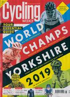 Cycling Weekly Magazine Issue 19/09/2019