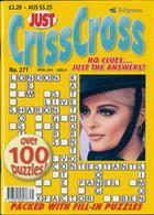 Just Criss Cross Magazine Issue NO 271