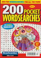 200 Pocket Wordsearches Magazine Issue NO 57