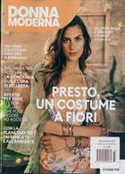 Donna Moderna Magazine Issue NO 33