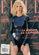 Elle French Weekly Magazine Issue NO 3841