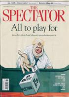 Spectator Magazine Issue 07/09/2019