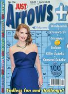 Just Arrows Plus Magazine Issue NO 154
