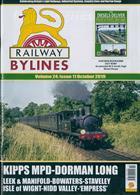 Railway Bylines Magazine Issue VOL24/11