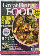 Great British Food Magazine Issue OCT 19