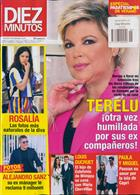 Diez Minutos Magazine Issue NO 3546