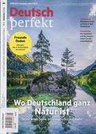 Deutsch Perfekt Magazine Issue AUG 19