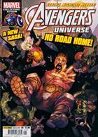 Avengers Universe Magazine Issue NO 5