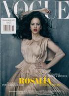 Vogue Spanish Magazine Issue NO 376