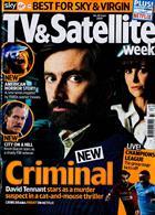 Tv & Satellite Week  Magazine Issue 14/09/2019