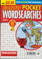 Everyday Pocket Wordsearch Magazine Issue NO 85