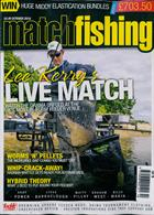 Match Fishing Magazine Issue OCT 19