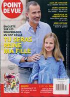 Point De Vue Magazine Issue NO 3707