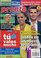 Pronto Magazine Issue NO 2465