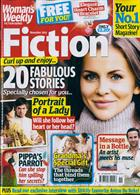 Womans Weekly Fiction Magazine Issue NOV 19