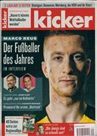 Kicker Montag Magazine Issue NO 31