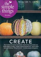Simple Things Magazine Issue OCT 19