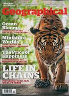 Geographical Magazine Issue OCT 19
