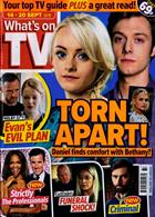 Whats On Tv England Magazine Issue 14/09/2019