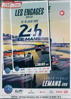 Le Mans 24Hr Officiel Programme Magazine Issue 19