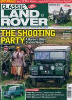 Classic Land Rover Magazine Issue SEP 19