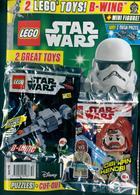 Lego Star Wars Magazine Issue NO 50