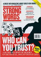 Strong Words Magazine Issue NO 12