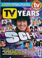 Tv Years Magazine Issue SCI FI
