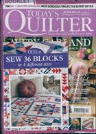 Todays Quilter Magazine Issue NO 52