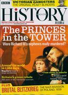 Bbc History Magazine Issue SEP 19